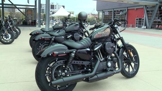 Harley-Davidson, Sailor Jerry to give away 22 custom bikes - WQOW TV