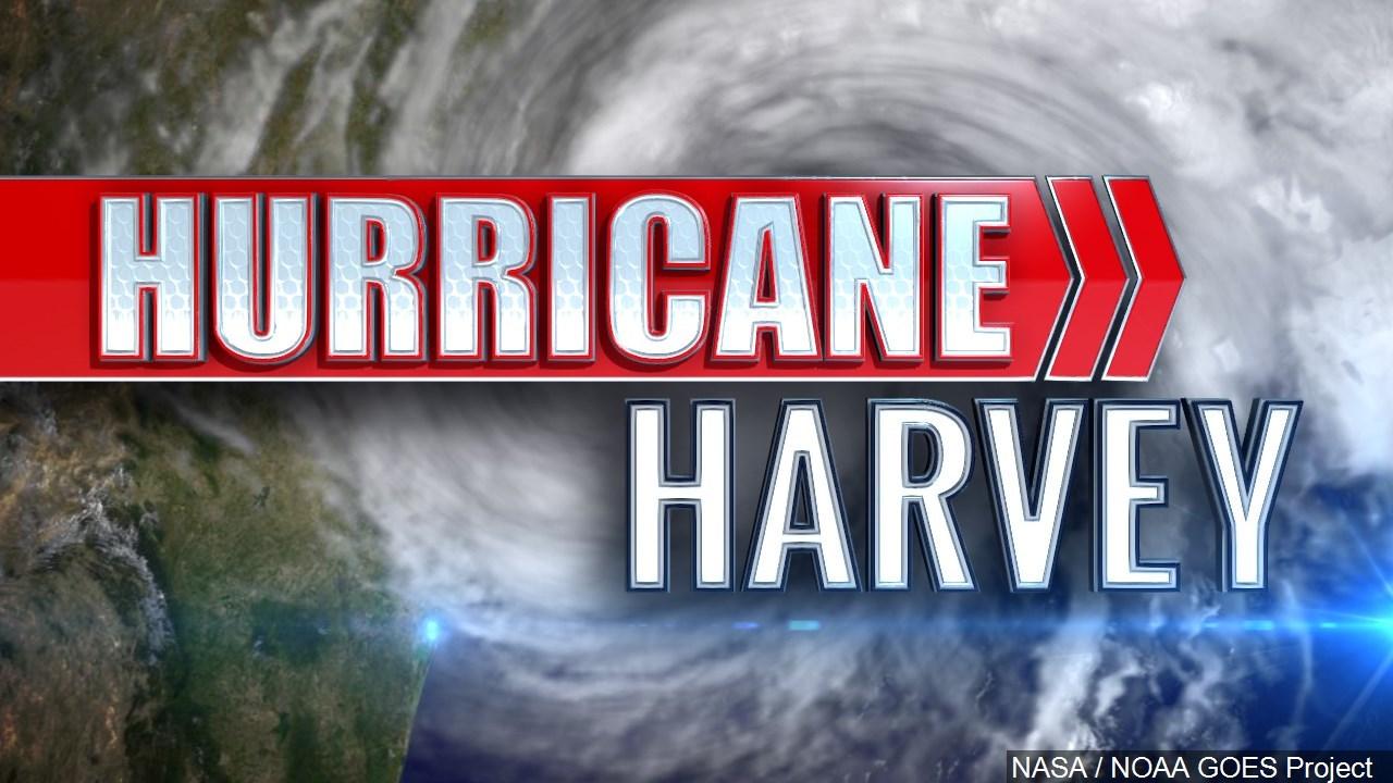 Hurricane harvey nhc