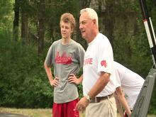 Dick bennette basketball camp