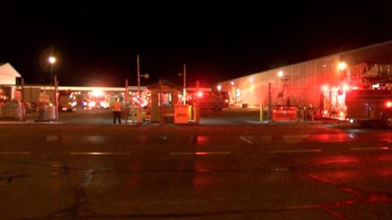 Update fire breaks out at stevens point fleet farm waow for Courtesy motors stevens point