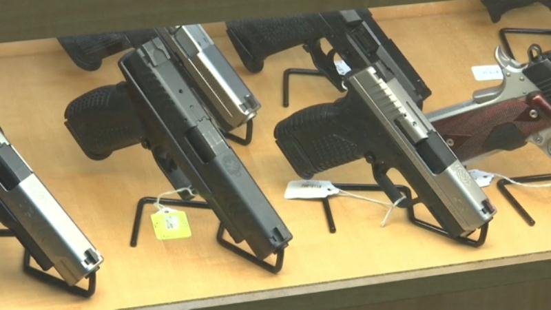 that bill that allow certain restriction on the sale of guns The gop-led house votes to repeal restrictions of gun sales to the severely mentally ill  severely mentally ill people shouldn't have guns, then i'm sure we can all expect some nra-backed .