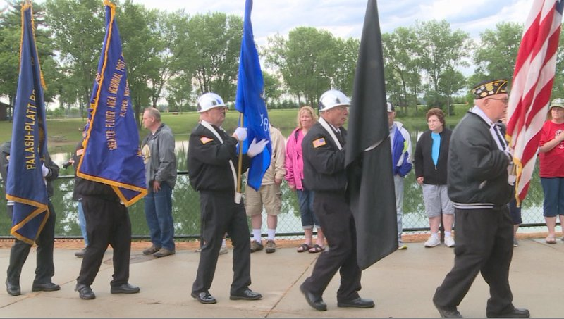 Fallen veterans honored in Portage County for Memorial Day
