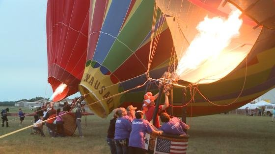 new addition to balloon and rib fest