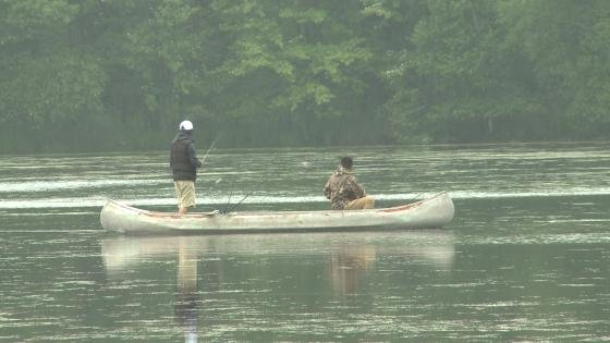 Fishing licenses not needed this weekend kwwl eastern for Iowa fishing license
