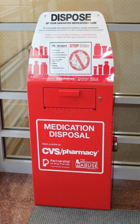 new drug drop box in portage county waow newsline 9 wausau news